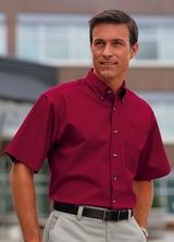 Short Sleeve Twill Shirt Main Image