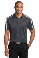 Silk Touch Performance Colorblock Stripe Polo Main Image