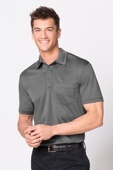 Silk Touch Performance Pocket Polo Main Image