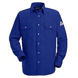 Snap Front Deluxe Shirt 4.5 Oz CAT 1 Main Image