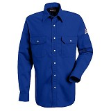 Snap-front Deluxe Shirt With CAT 1 Protection Main Image