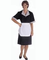 Spun Poly Housekeeping Dress Main Image
