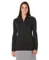 Women's Callaway 1/4-Zip Mock Pullover Main Image