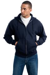 Super Sweats Full-zip Hooded Sweatshirt Main Image
