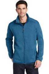 Sweater Fleece Jacket Main Image
