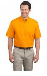 Tall Short Sleeve Easy Care Shirt Main Image