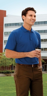 Tall Stain-resistant Polo Shirt Main Image