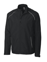 Men's Cutter & Buck Big & Tall WeatherTec Beacon Full-Zip Jacket Main Image