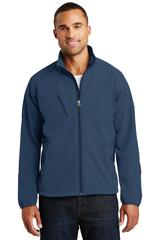 Textured Soft Shell Jacket Main Image