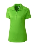 Women's Cutter & Buck DryTec Northgate Polo Shirt Cilantro Thumbnail