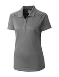 Women's Cutter & Buck DryTec Northgate Polo Shirt Elemental Gray Thumbnail