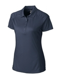 Women's Cutter & Buck DryTec Northgate Polo Shirt Onyx Thumbnail