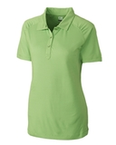 Women's Cutter & Buck DryTec Northgate Polo Shirt Putting Green Thumbnail