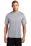 Essential Performance Tee Silver Thumbnail