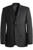 Men's Redwood & Ross Synergy Washable Suit Jacket 2-button Black Thumbnail