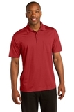 Micropique Sport-wick Pocket Polo True Red Thumbnail