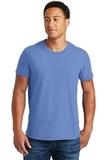 Ring Spun Cotton T-shirt Carolina Blue Thumbnail
