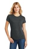 Women's Made Perfect Tri Crew Tee Black Frost Thumbnail