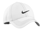 Nike Golf Swoosh Front Cap White Thumbnail