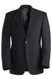 Men's Poly / Wool Suit Coat Navy Thumbnail