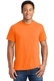 Moisture Management T-shirt Safety Orange Thumbnail