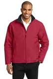 Challenger 2 Jacket True Red with True Black Thumbnail