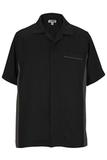 Edwards Men's Premier Service Shirt Black Thumbnail