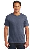 50/50 Cotton / Poly T-shirt Vintage Heather Navy Thumbnail