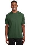 Dry Zone Short Sleeve Raglan T-shirt Forest Green Thumbnail