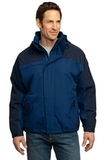 Tall Nootka Jacket Regatta Blue with Navy Thumbnail