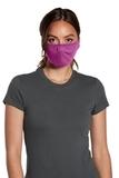 V.I.T. Shaped Face Mask 5 pack (100 packs 1 Case) Heather Pink Raspberry Thumbnail