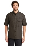 Eddie Bauer Short Sleeve Performance Fishing Shirt Boulder Thumbnail