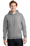 Super Sweats Pullover Hooded Sweatshirt Oxford Thumbnail