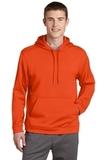 Performance Hooded Pullover Deep Orange Thumbnail