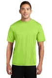 Tall Competitor Tee Lime Shock Thumbnail