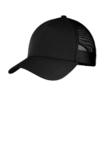 Competitor Mesh Back Cap Black with Black Thumbnail