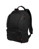 Cyber Backpack Black with Red Thumbnail