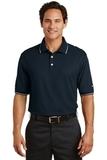 Nike Golf Dri-FIT Classic Tipped Polo Dark Navy Thumbnail