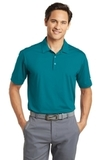 Nike Golf Dri-FIT Vertical Mesh Polo Blustery Thumbnail