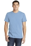 American Apparel Fine Jersey T-Shirt Baby Blue Thumbnail
