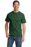 Tall Essential T-shirt Forest Green Thumbnail