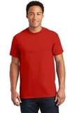 Ultra Cotton 100 Cotton T-shirt Red Thumbnail