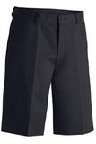 Poly / Cotton Twill Men's Shorts Navy Thumbnail