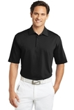 Nike Golf Shirt Nike Sphere Dry Diamond Black Thumbnail
