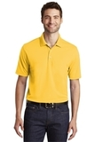 Dry Zone UV MicroMesh Polo Sunburst Yellow Thumbnail
