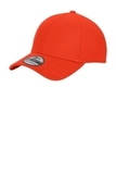 New Era Diamond Era Stretch Cap Deep Orange Thumbnail