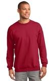 Tall Ultimate Crewneck Sweatshirt Red Thumbnail