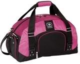 OGIO Big Dome Duffel Bag Pink Thumbnail