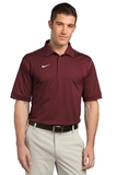 Nike Golf Shirt Dri-FIT Sport Swoosh Pique Team Red Thumbnail