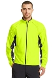 OGIO Endurance Velocity Jacket Pace Yellow with Black and Reflective Thumbnail